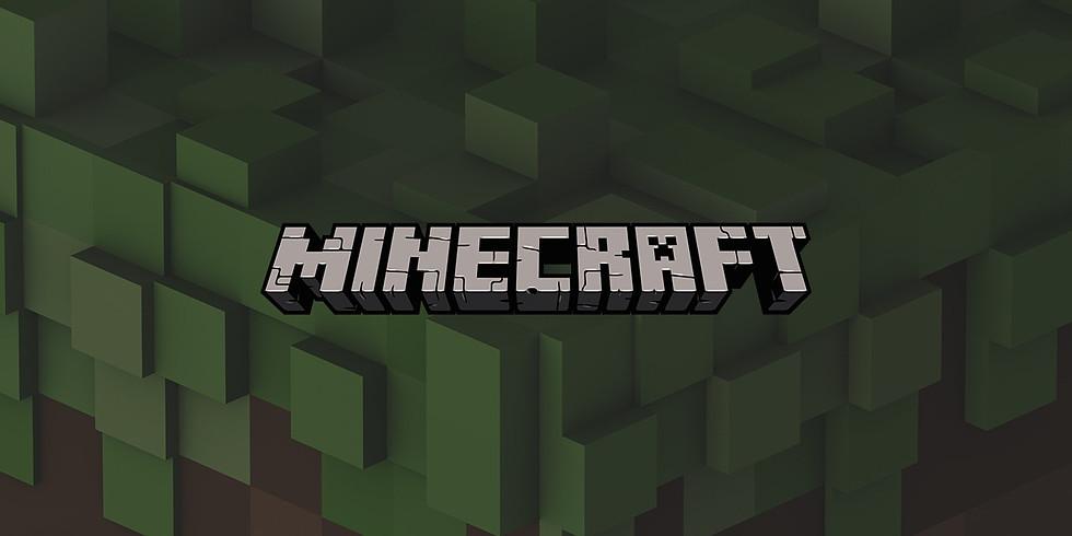 Minecraft STE{A}M Half Day Camp