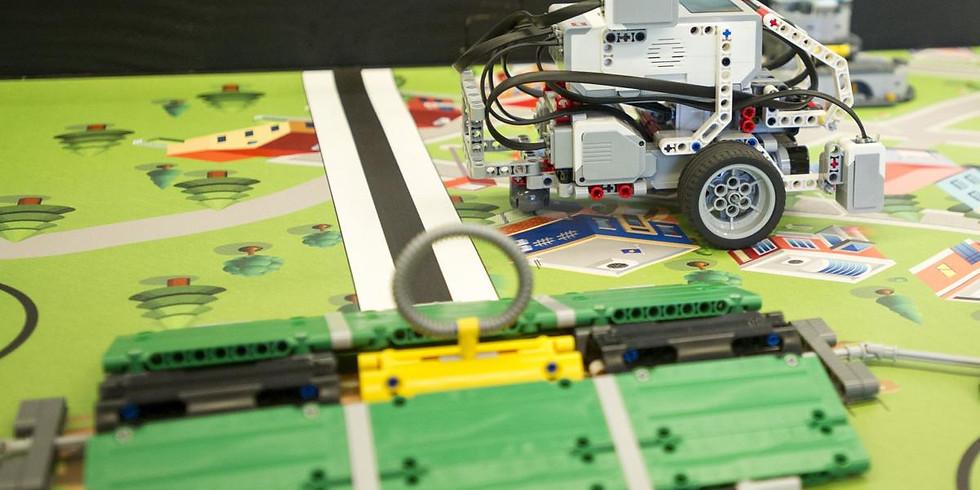 Lego Robotics (Ages 7-14)