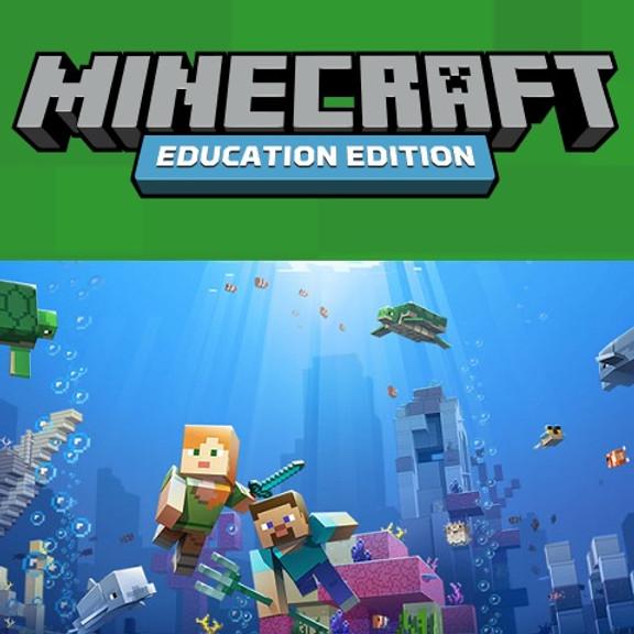 Minecraft Education: CodeForceAtopia