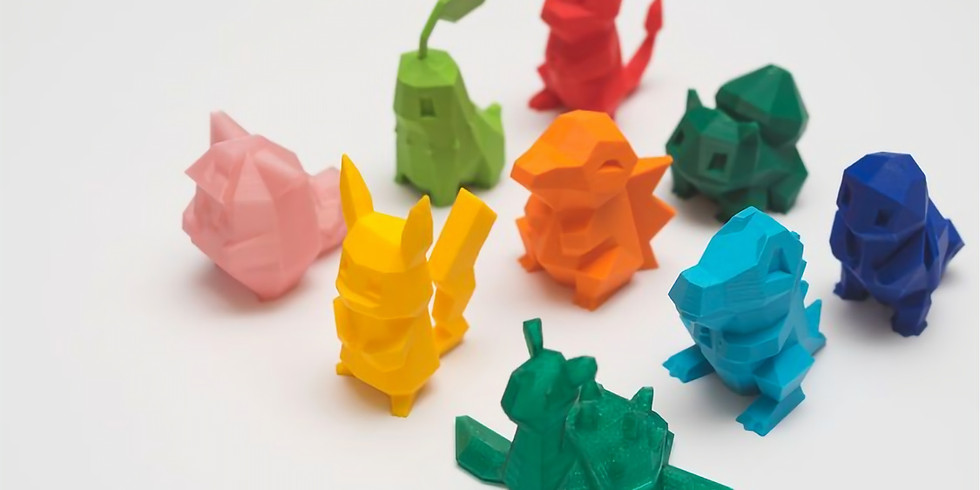 3D Printing for Kids and Teens (Ages 7-14)