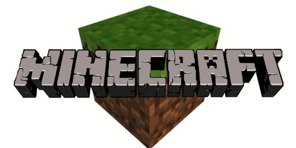 Minecraft Mondays - Summer Game Development Club