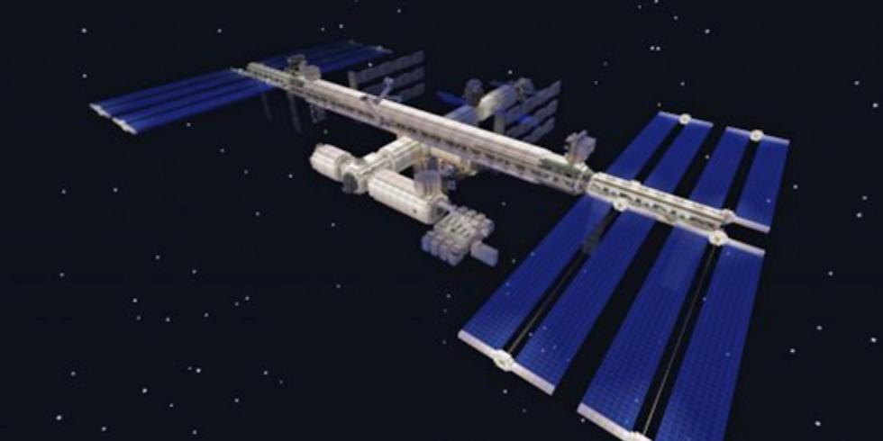 Minecraft: The International Space Station