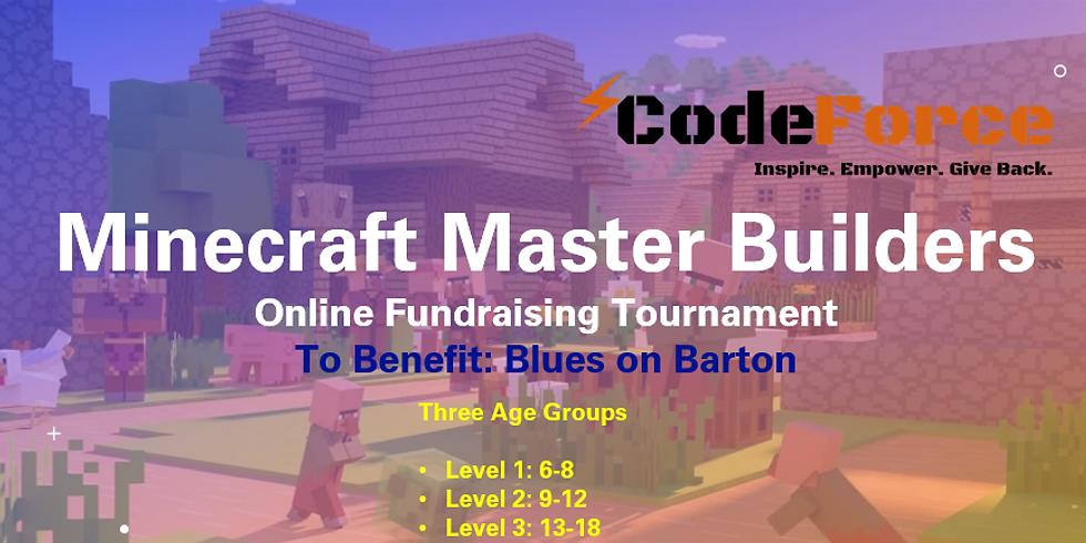 Minecraft Builders Online Tournament Fundraiser: The BedRock Cup
