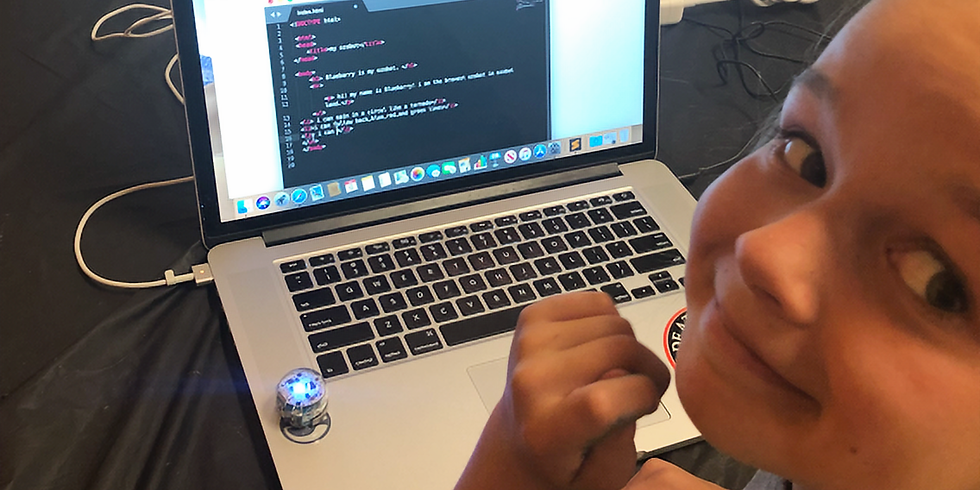 Coding and Robotics for Kids and Teens (Ages 7-14)