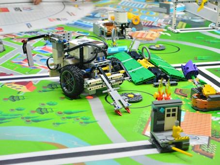 Class Highlight: Lego Robotics