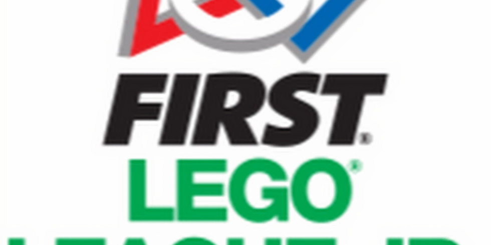 2019 - 2020 First Lego League Team Jr. (Ages 6 - 8)