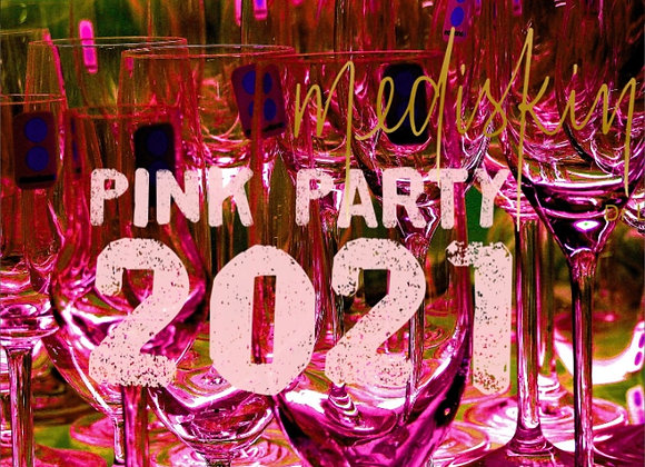 Pink Party Ticket - 2021 : 22 October 2021