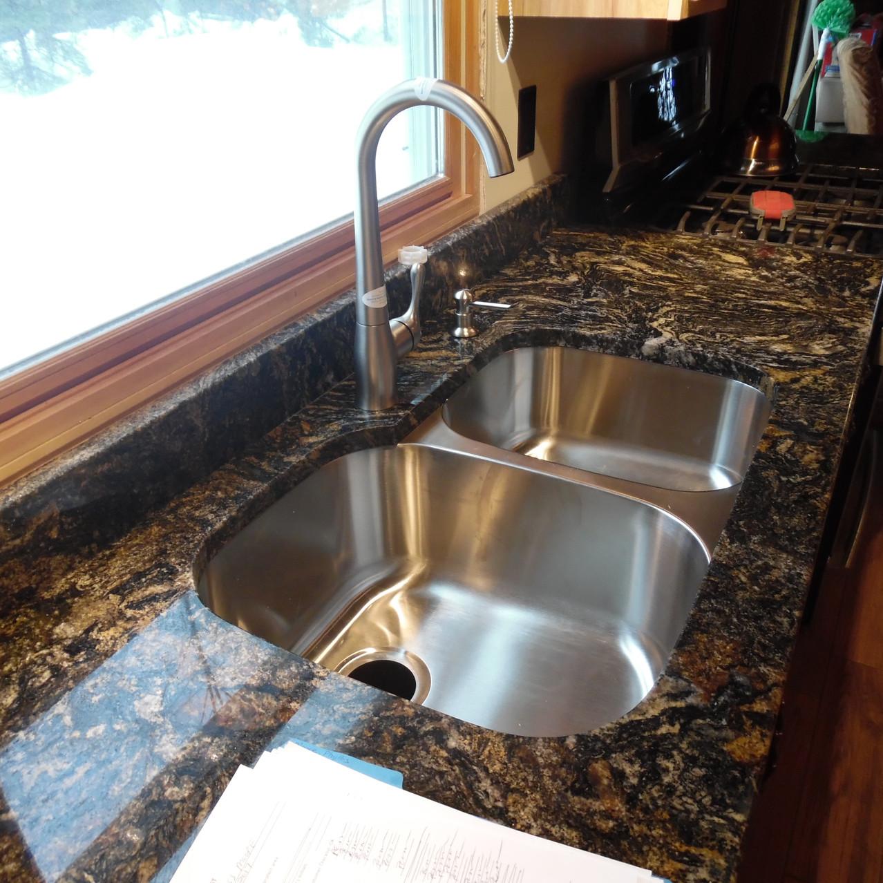 Cordoba Granite Kitchen Counter tops