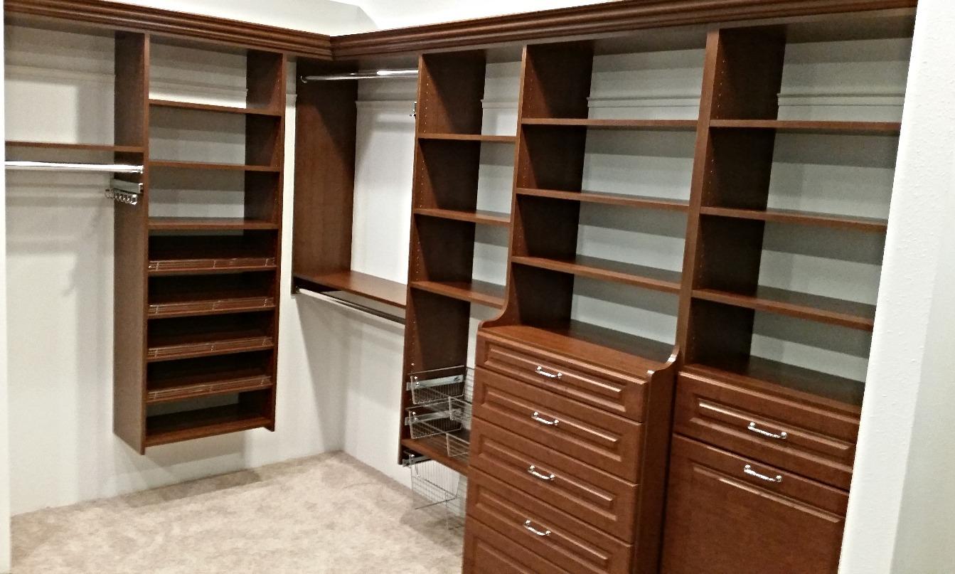 Closets Installed
