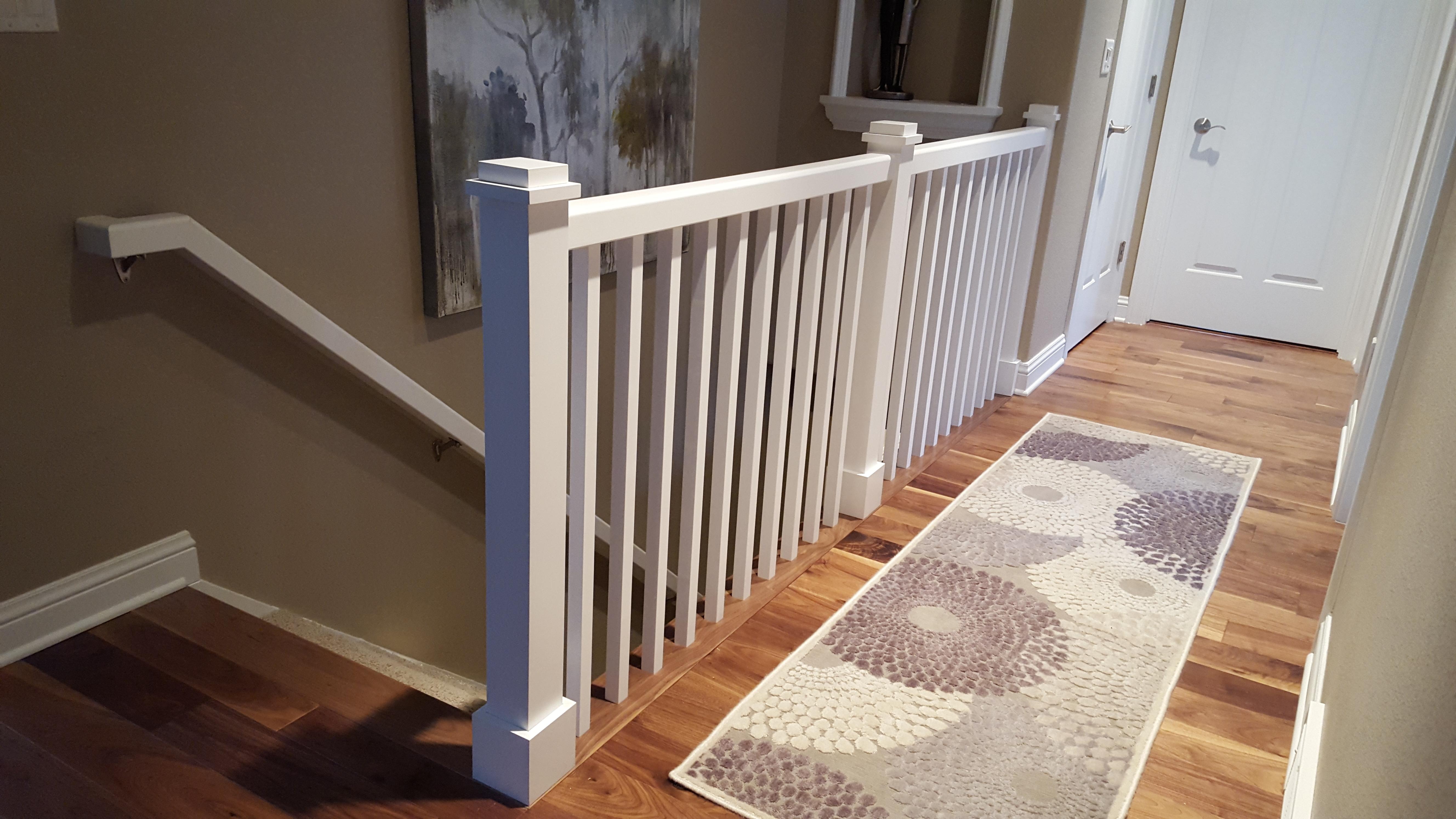 Custom Stair Parts