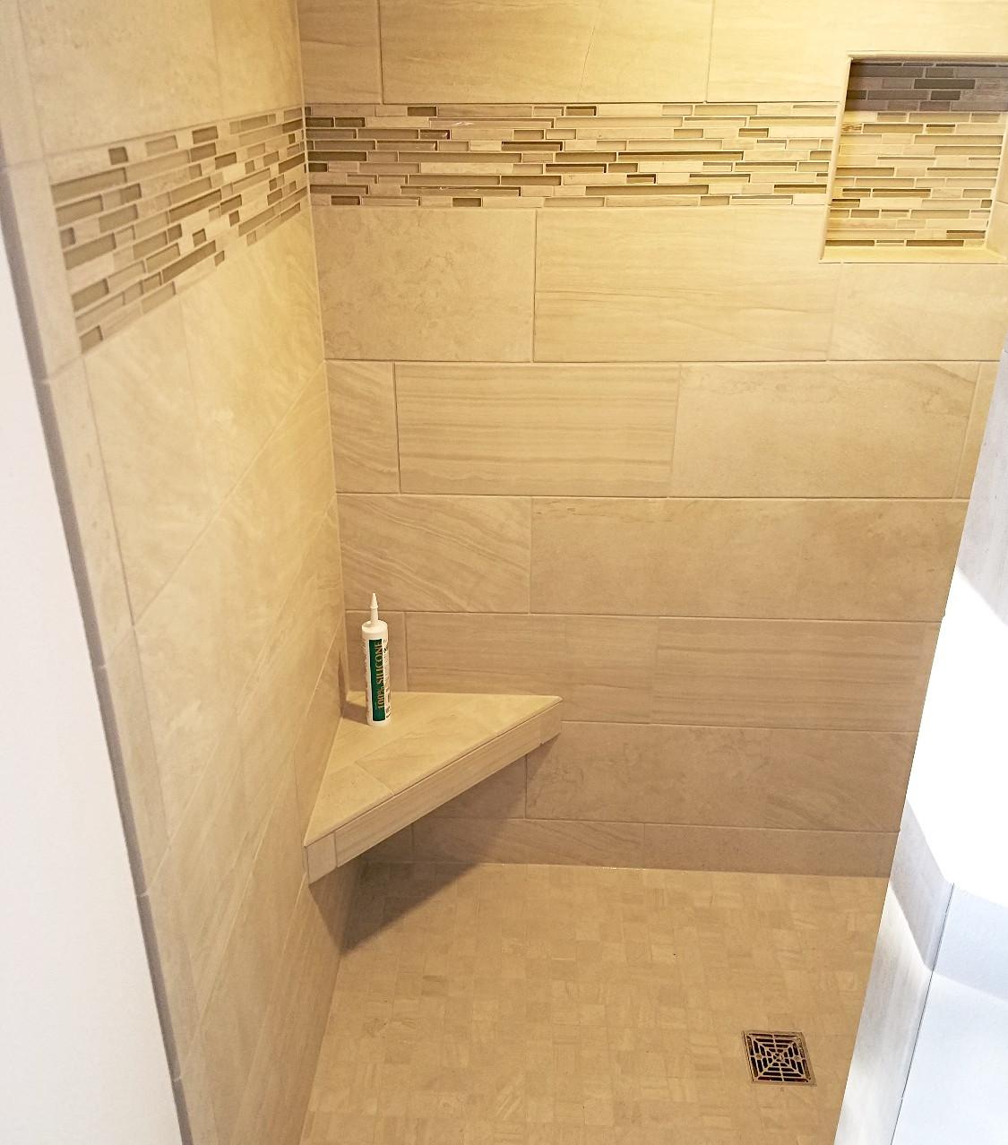 Tile Walk in Shower Elcho, WI