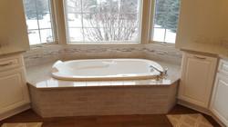 Custom Tub Surround