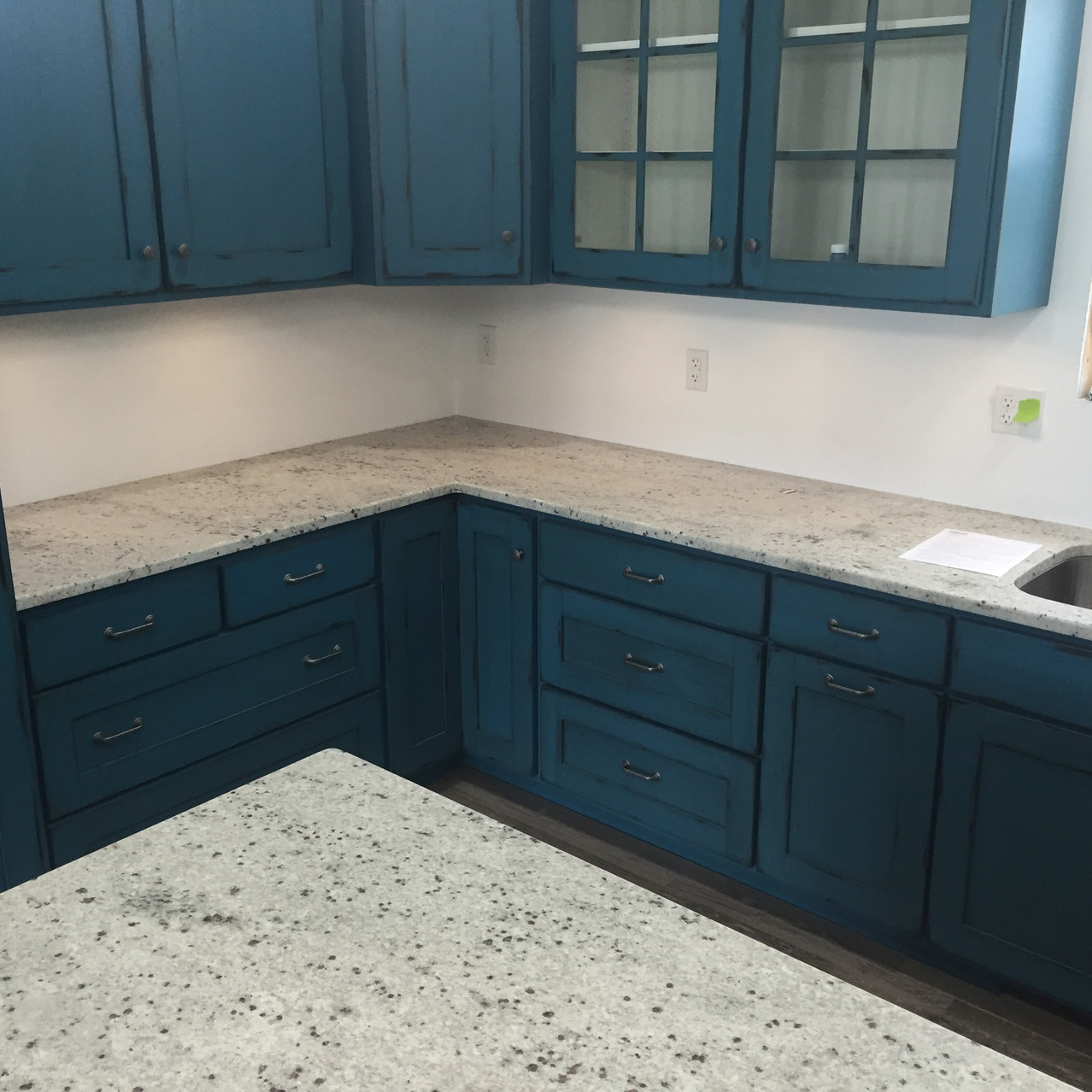Granite Colonial White Tops