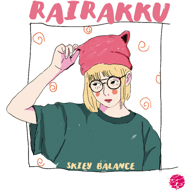 rairakku - skuey balance (single)