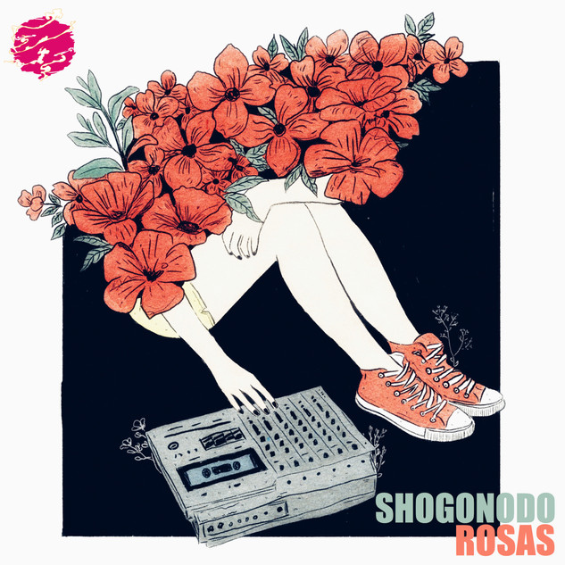 shogonodo - rosas (single)