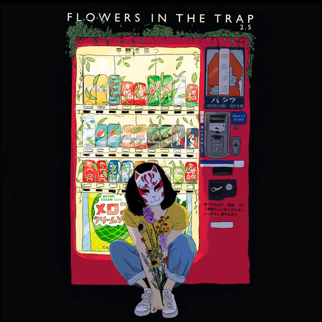 shogonodo - flowers in the trap 2.5 (album)