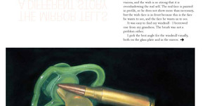Magazine: International Artist magazine no. 70