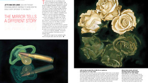 Magazine: 2009 Article in International Artist Magazine no.70