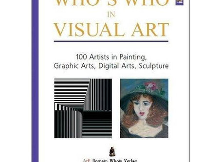 Book: Who's Who in Visual Art 2010-2011