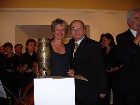 Award: Winner of Biennale EMMA 2007