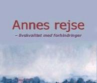 Book: Annes rejse – livskvalitet med forhidringer