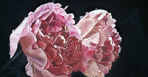 Book: Blomstermalerier til glede og inspirasjon