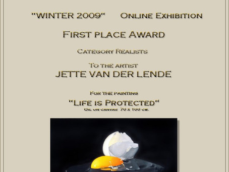 Award: Winner of winter competition hosted by Alex Perez