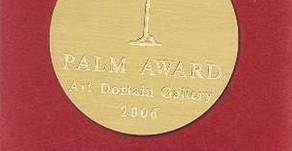 Award: Was awarded Merit Award at Palm Art Award