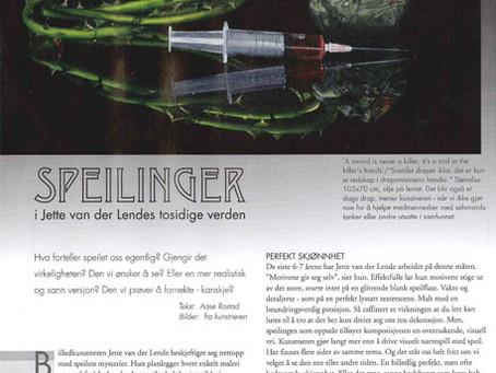 "Magazine: Kunst for alle"" – now ""Kunst"""