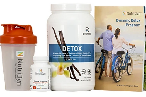 Dynamic Detox Support