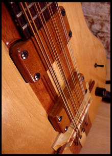 Mandocello both pickups