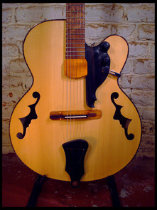 Archtop front body
