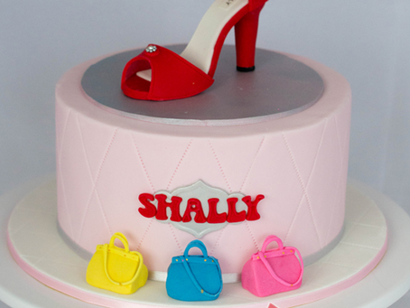 Fashion Cake for Shally