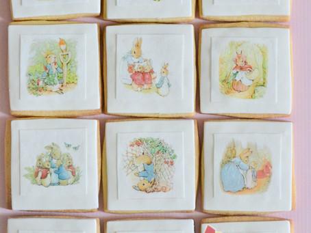 Peter Rabbit Cookies