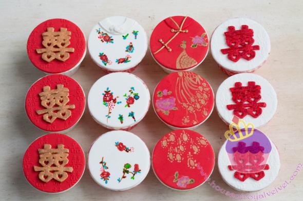 oriental cucpakes