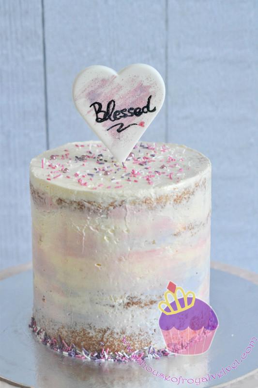 Naked Birthday Cake Perth Cakes Perth WA House of Royal Velvet