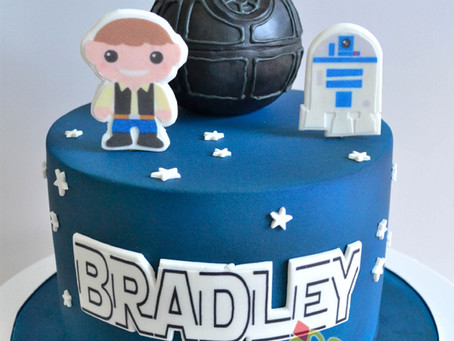 Starwars Cake for Bradley