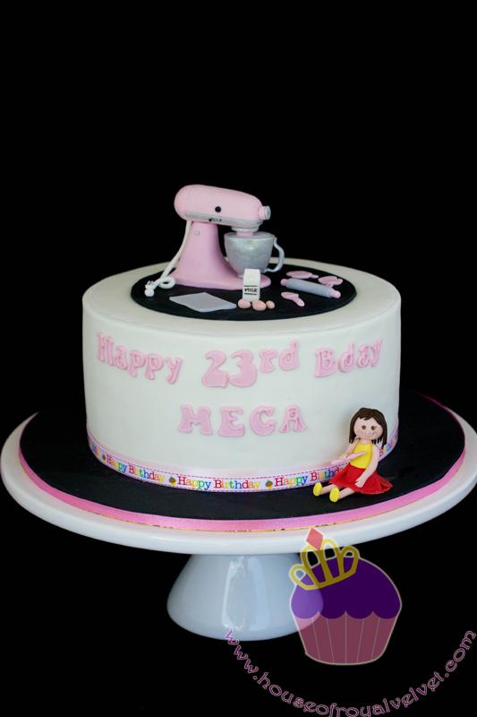 kitchen aid cake