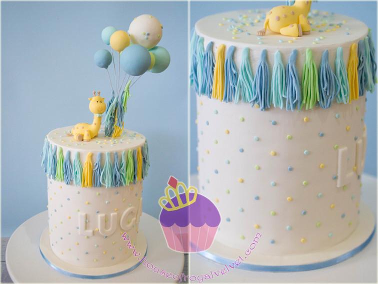 full month cake
