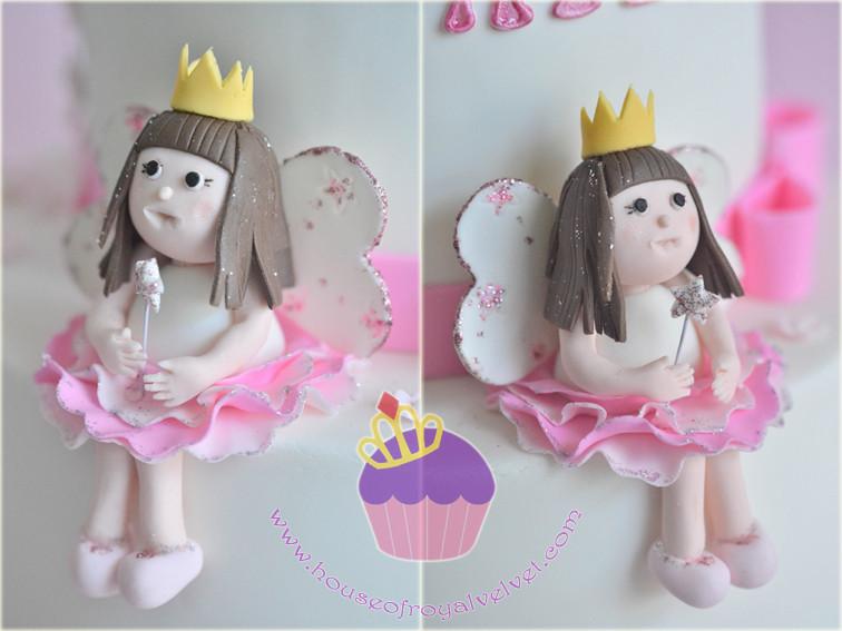 fairy fondant