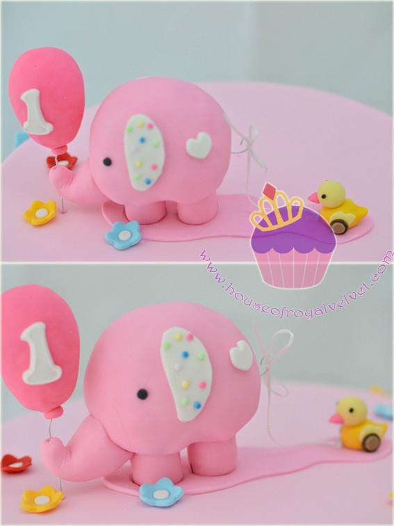 sugar elephant