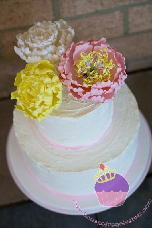 perth wedding cake