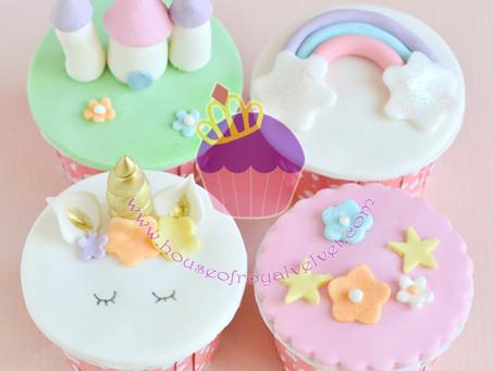 Unicorn Cupcakes Class