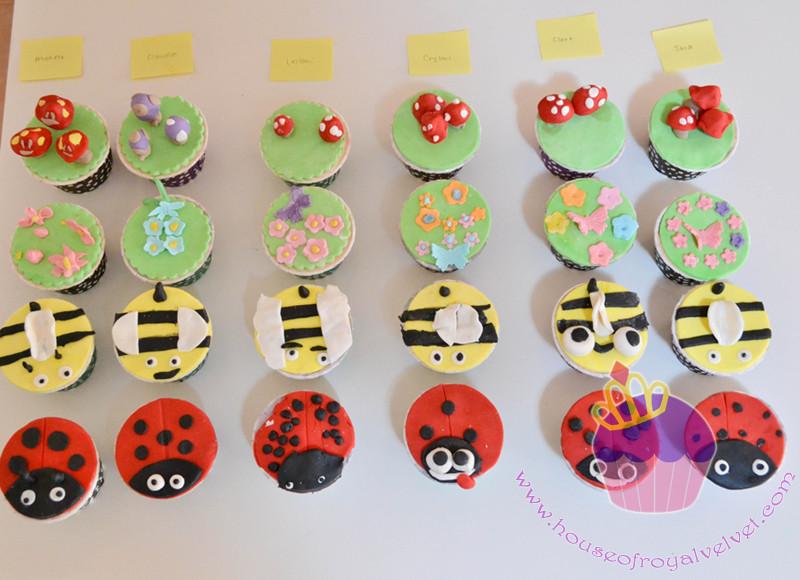 kids cupcake class perth