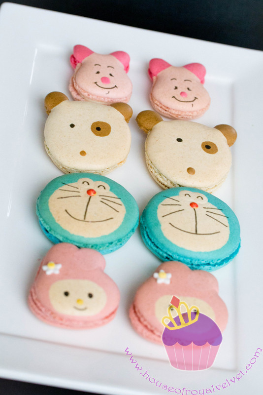 cute macarons