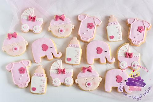 Baby Cookies 12pcs