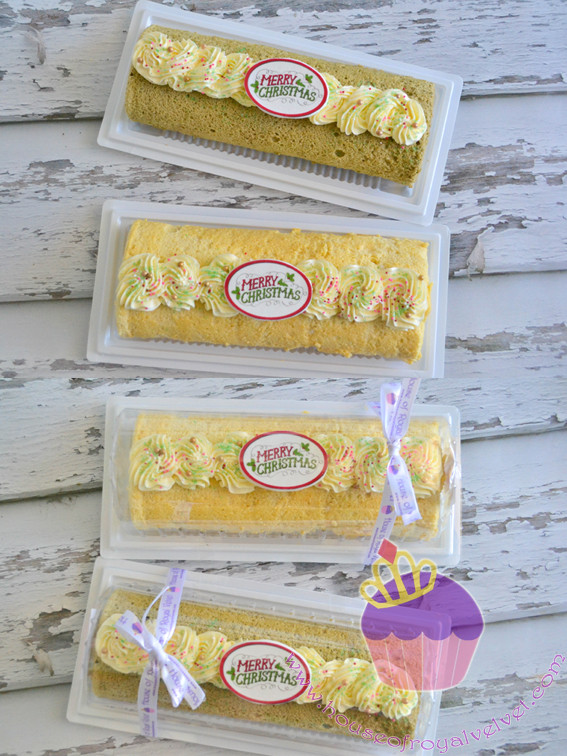 perth roll cakes