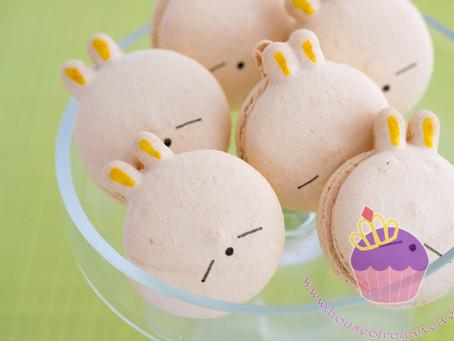 Mashimaro Macarons/Mashimarons