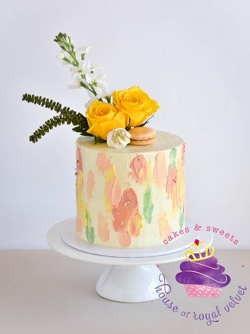 Private Cake Decorating Workshop
