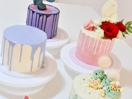 Buttercream Cake Decorating Class